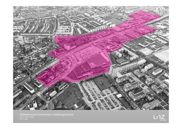 Planungsgebiet Die Neue Heimat Ruckt In Den Fokus Der Linzer Stadtentwickler Linz