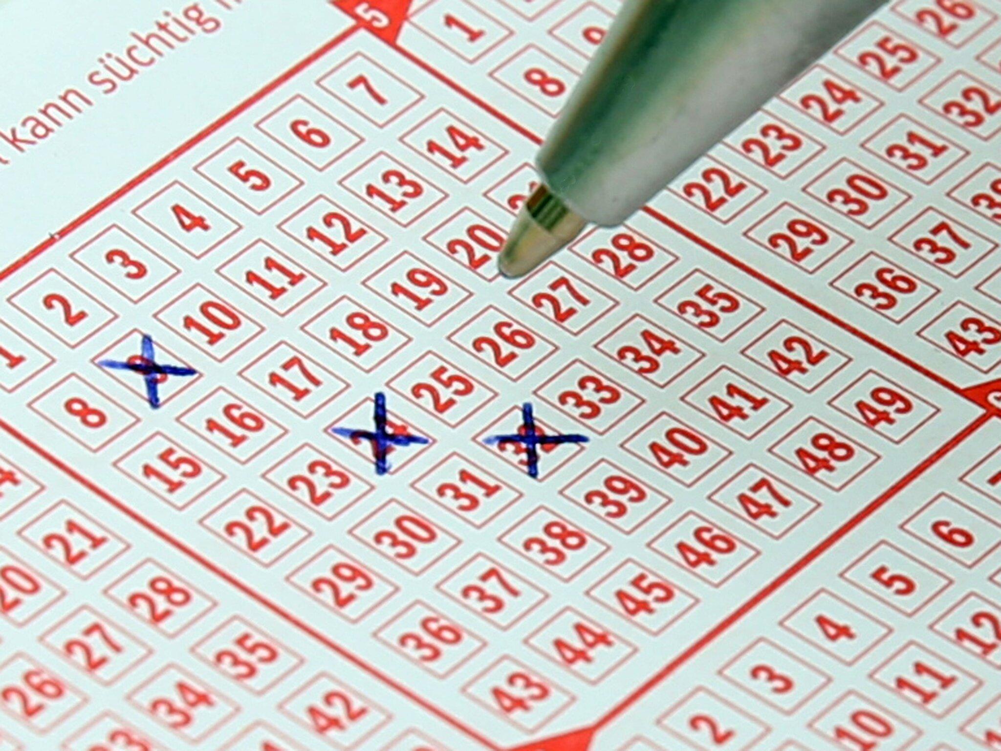 lotto in österreich spielen