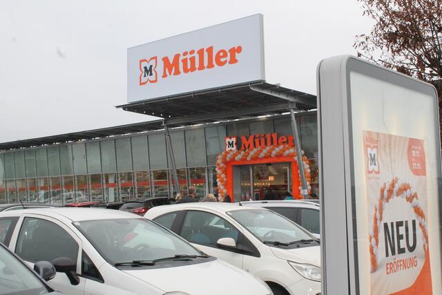 Filialen Müller Drogerie
