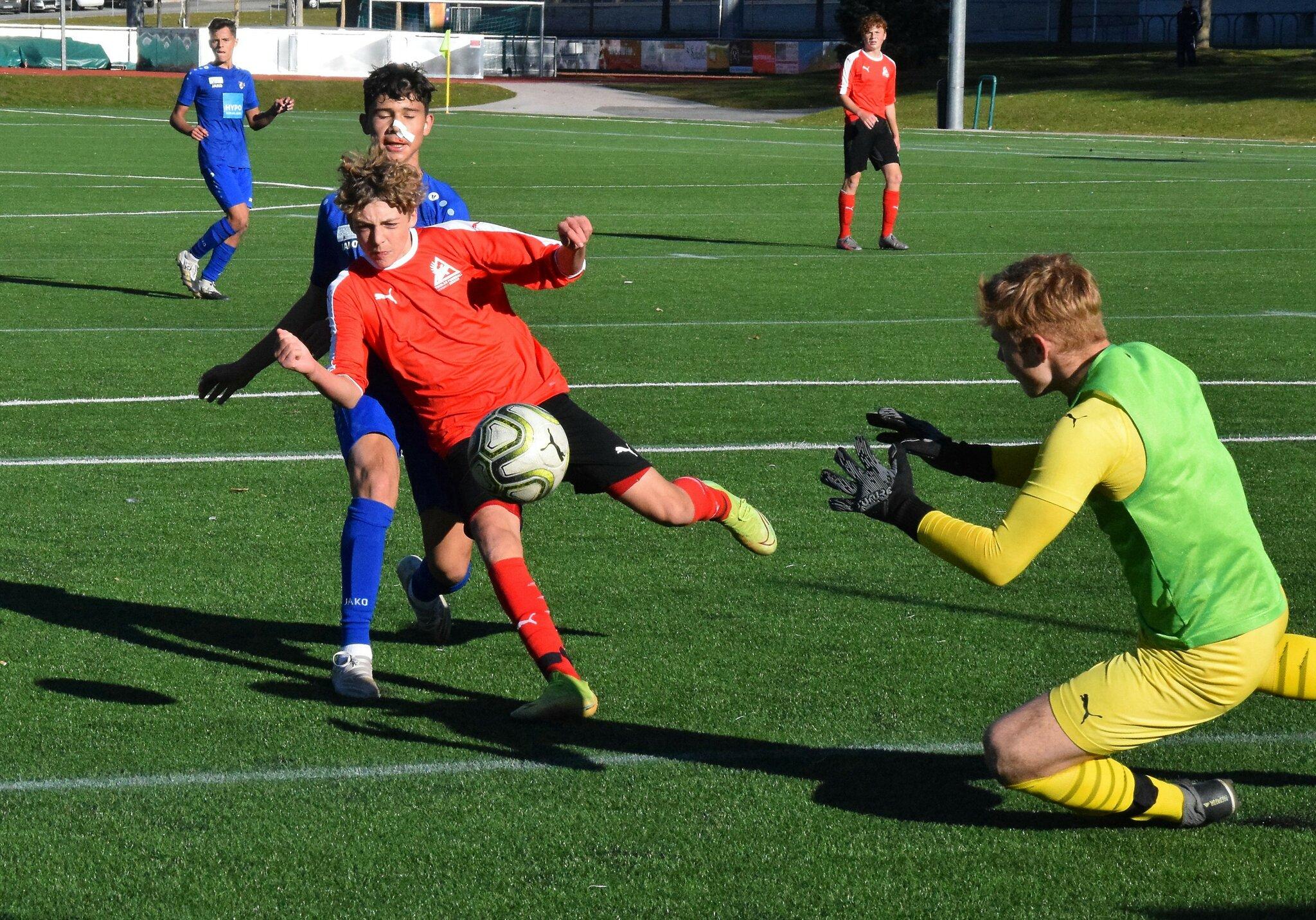 Jugendliga Fußball
