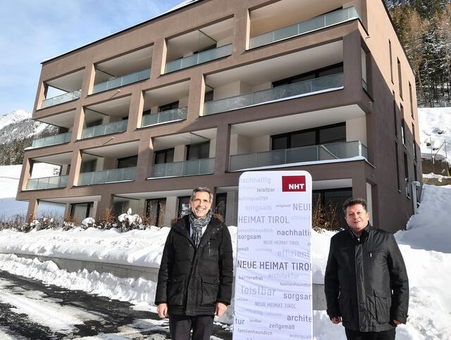 Neue Heimat Tirol Thema Auf Meinbezirk At