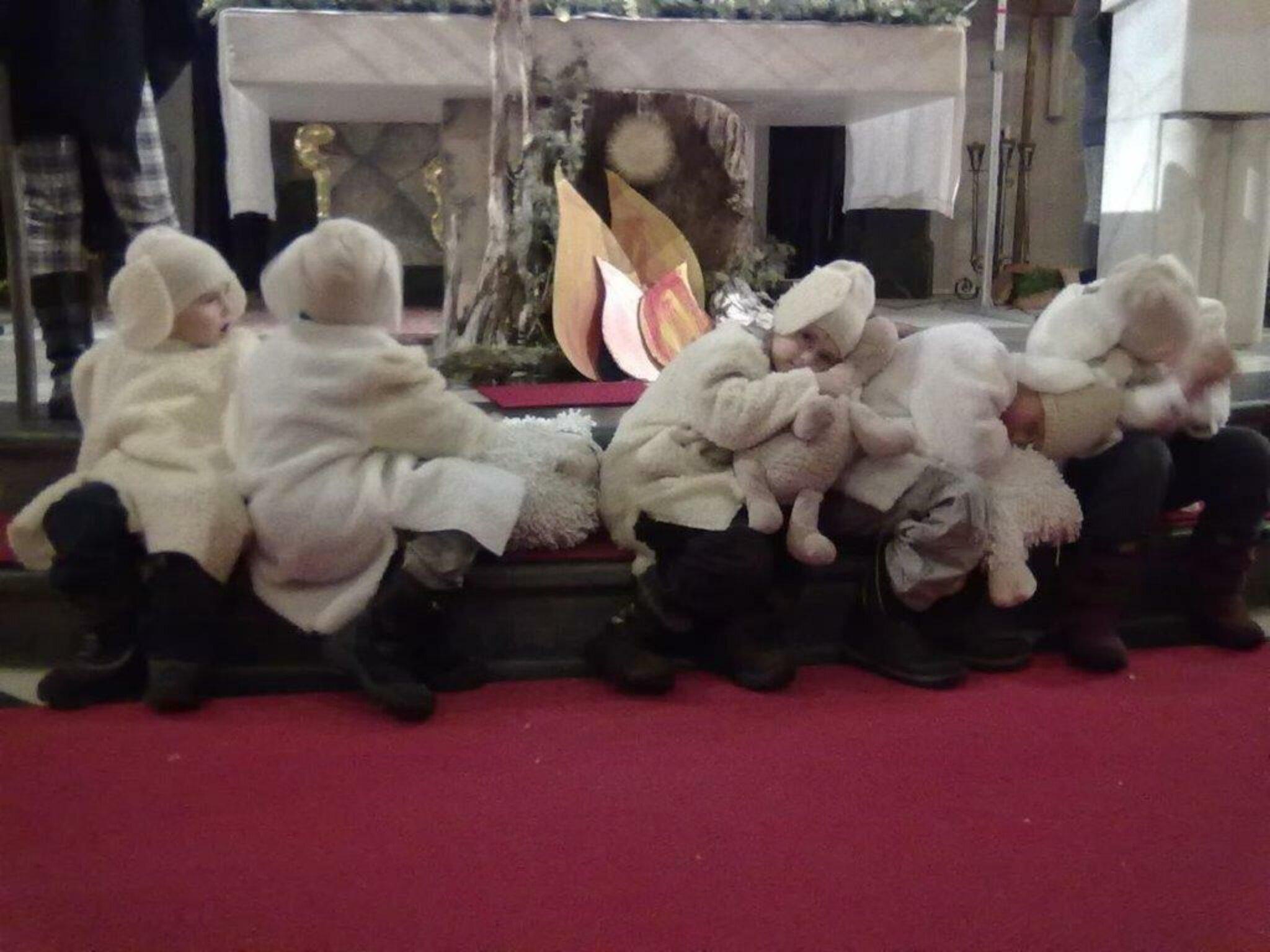 Kindermette Weihnachten