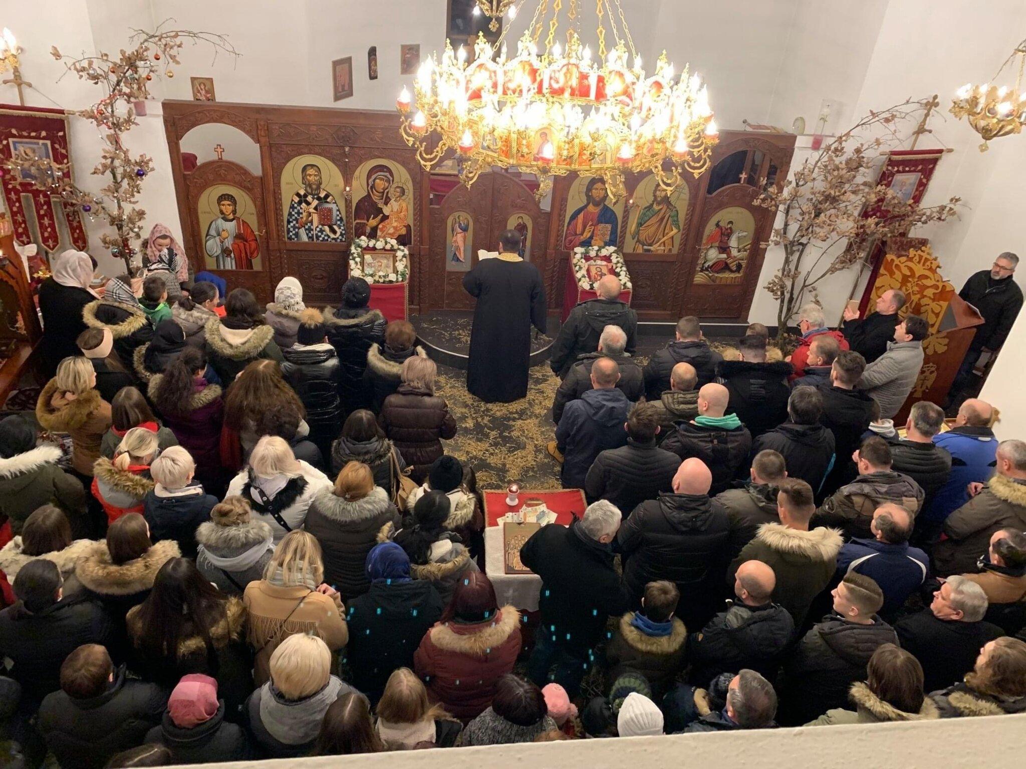 Orthodoxe Weihnachten 2021