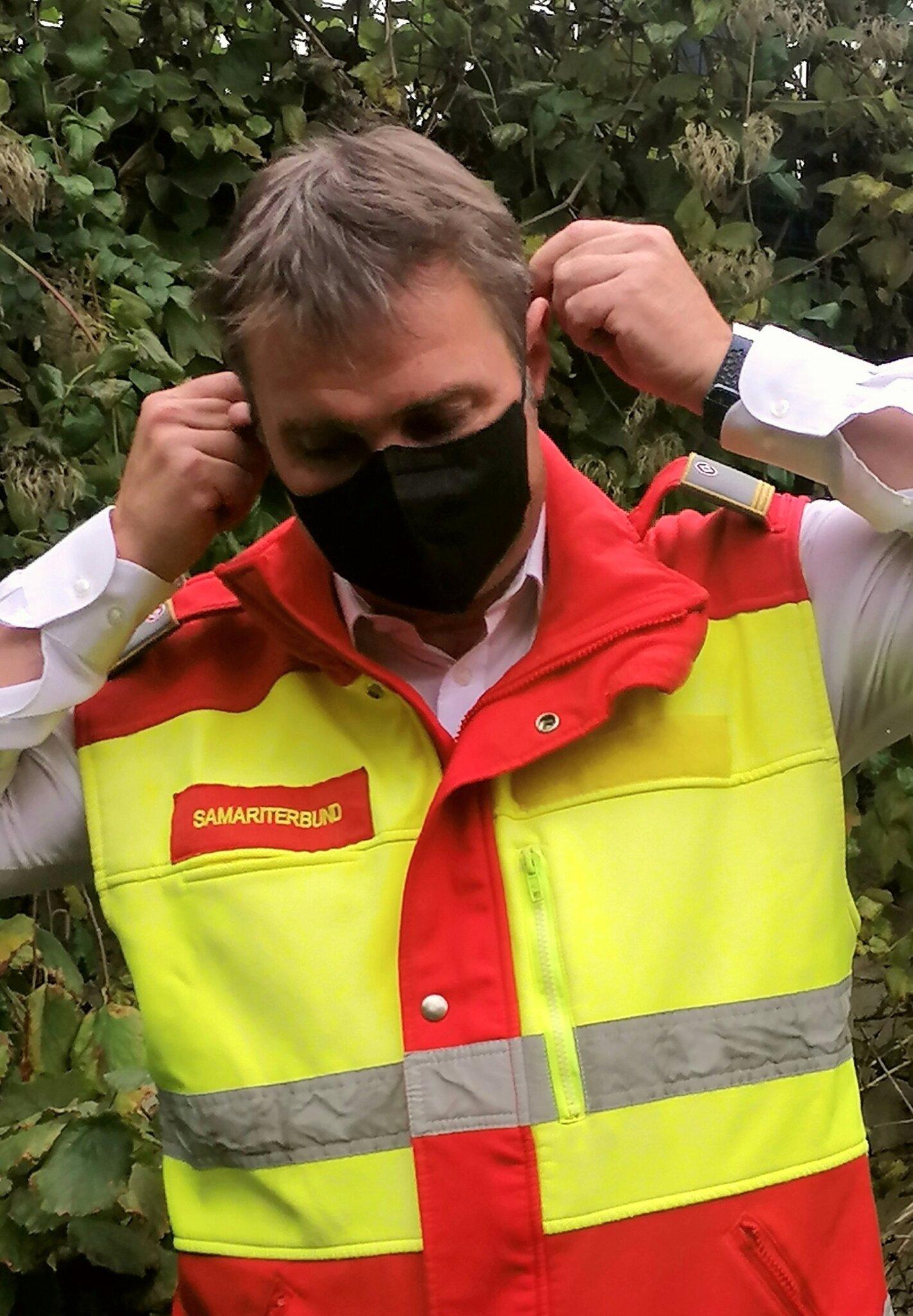 Traiskirchen verteilt FFP2-Masken an alle Über 80-Jährigen ...