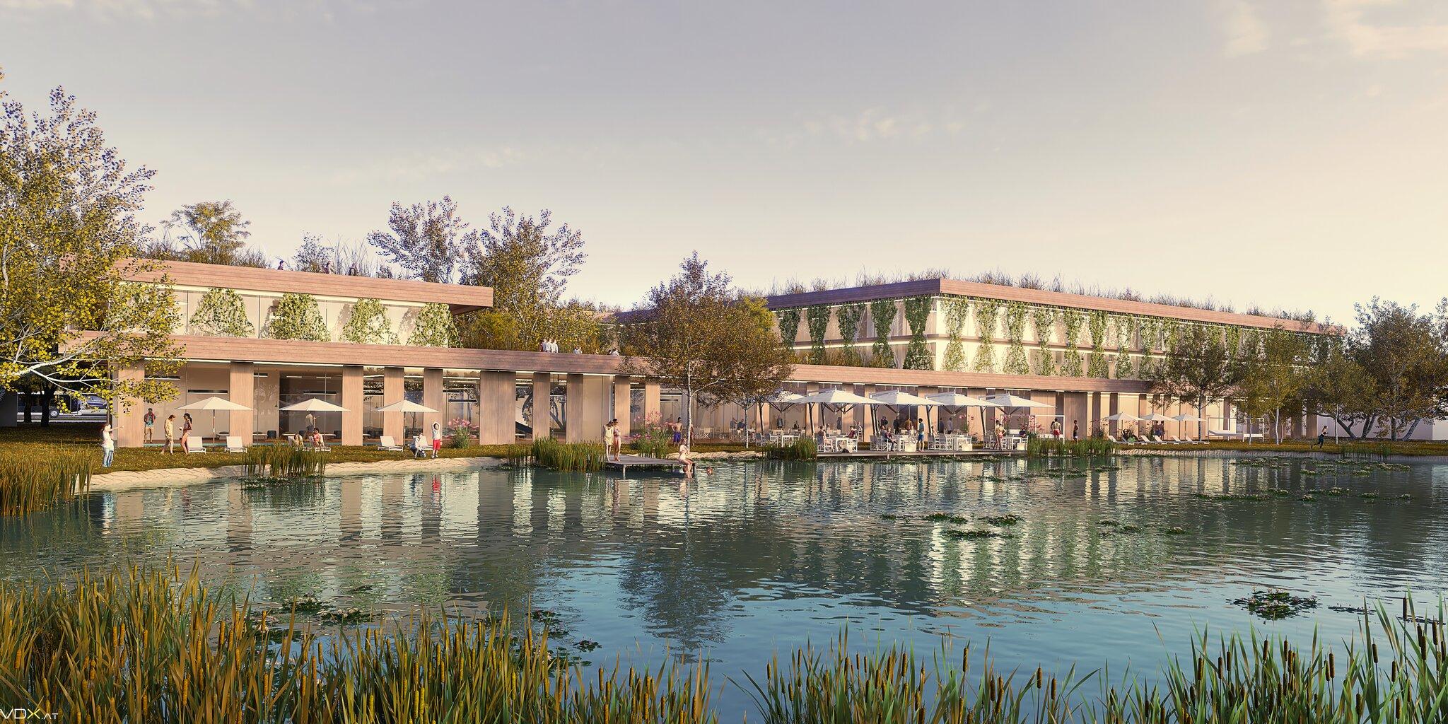 Neuer Campus für Pflegeelite