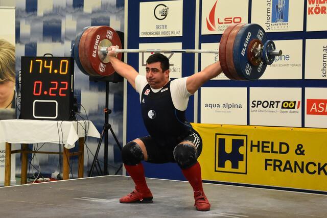 Gewichtheben Olympia 2021