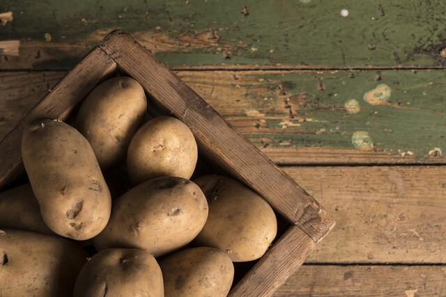 Kartoffeln Werden Nicht Gar