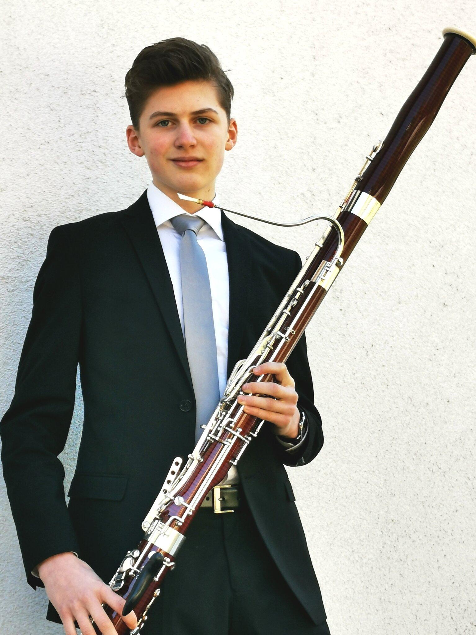Prima la musica: premi per due giovani fagottisti thumbnail