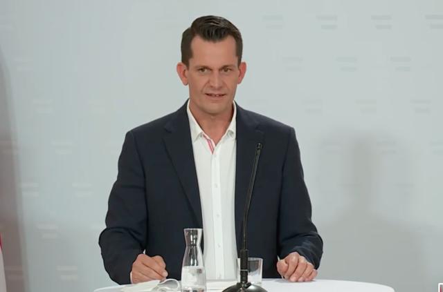 Anschober-Nachfolge fix: Wolfgang Mückstein wird neuer ...
