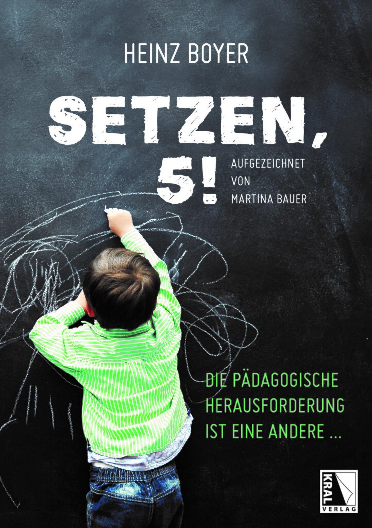 Bildung: Heinz Boyer: Das Bildungssystem auf dem Prüfstand