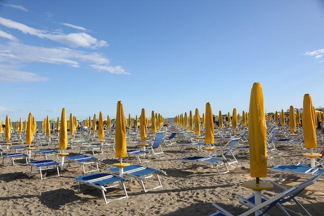 Urlaubsstart an der Adria: Seit Sonntag: Italien-Einreise ...