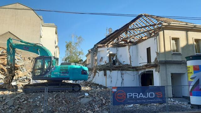 Abriss in Simmering: Auf das historische Rinnböckhaus folgt ein Hotel