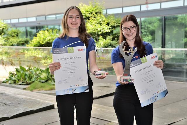 Auszeichnung: Erfolg beim Lehrlingsaward 2021 für die Linz ...