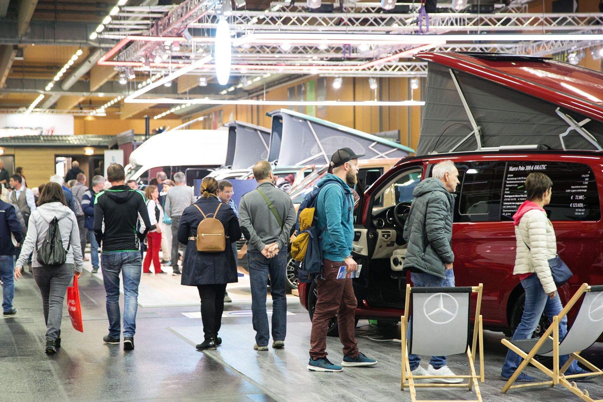 20. - 24. Oktober: Caravan-Messe findet in Wels statt ...