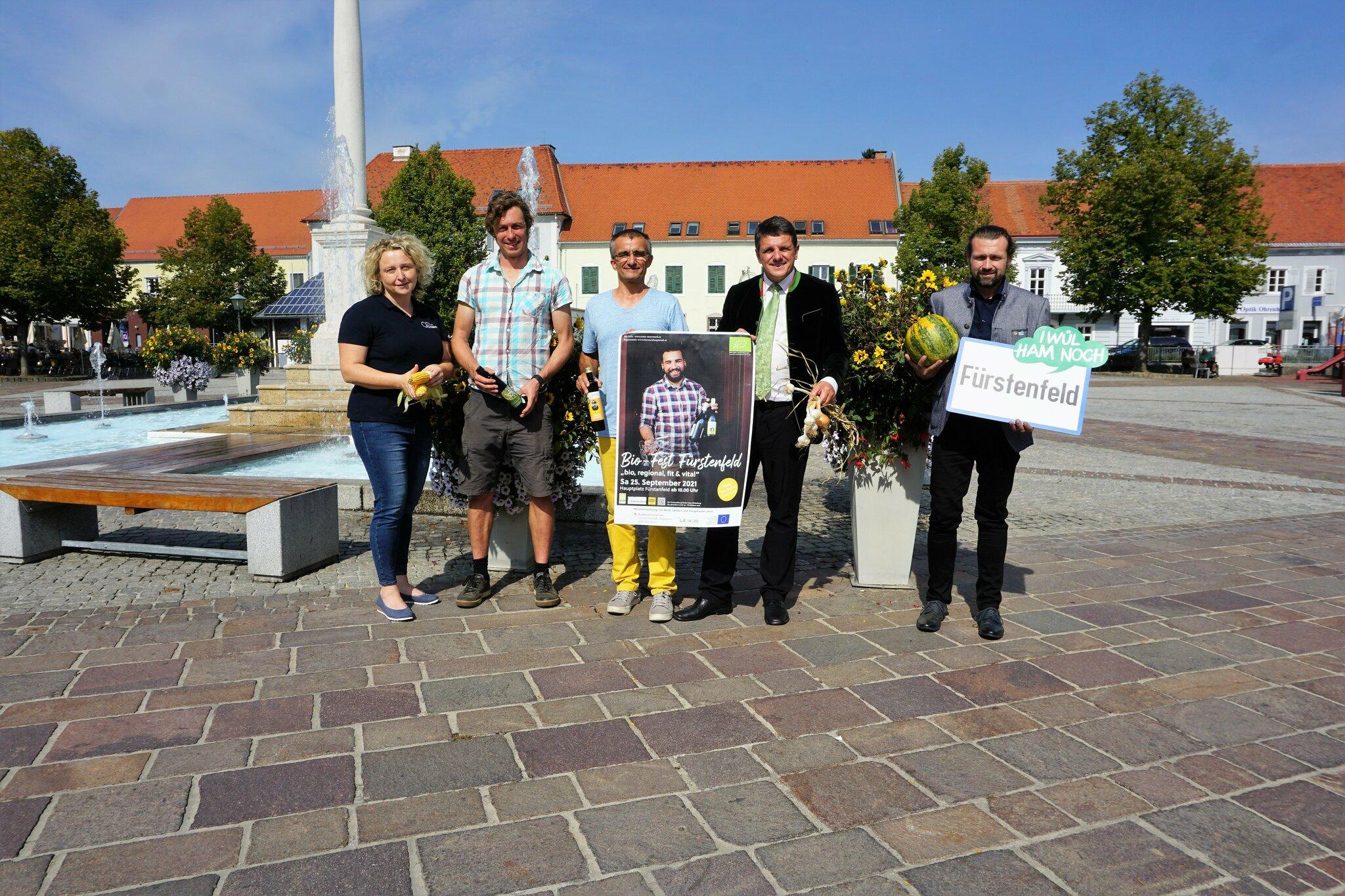 Bio Fest in Fürstenfeld Alles Bio, fit, vital und regional ...