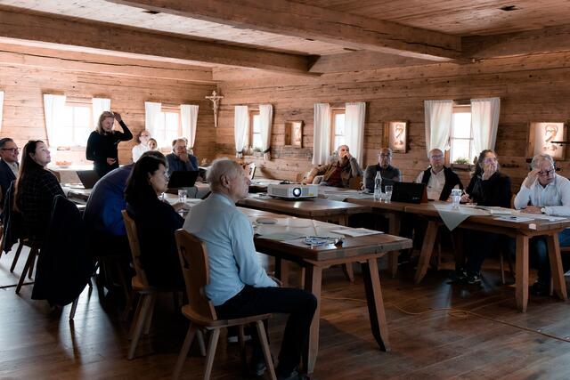 This year's Forum for the Future took place at Steinbockalm in Maria Alm - experts gave lectures on the topic of Mind and Spirit / Science and Humanity.