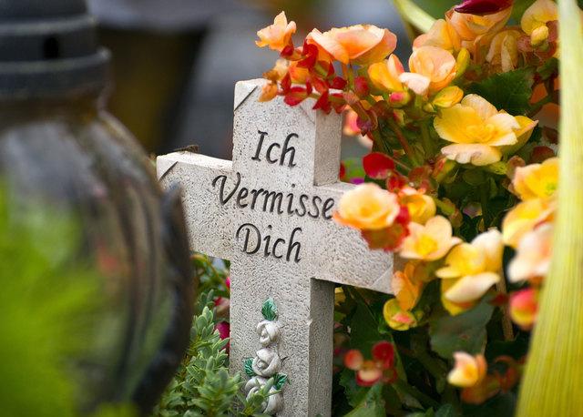 Der Trauertreff findet am 24. April im Altersheim Landeck statt.