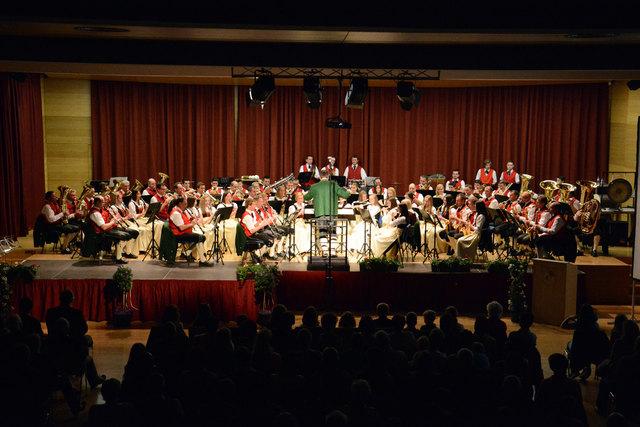Das Frühjahrskonzert der MK- Kappl findet am 21. April um 20:15 Uhr im Gemeindesaal Kappl statt.