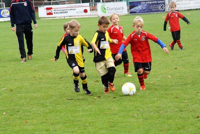 Der FC Mellach veranstaltet ein großes Benefizturnier.