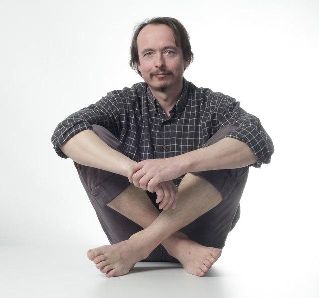 """Edmund Brandner lebte ein Jahr als """"Klimamönch""""."""