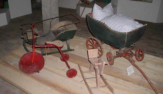 Das Museum befindet sich in Aigen-Schlägl.