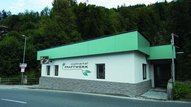 Auch das Kraftwerk Müllnertal, der wohl älteste Stromerzeuger Wörgls, steht auf dem Exkursionsprogramm.