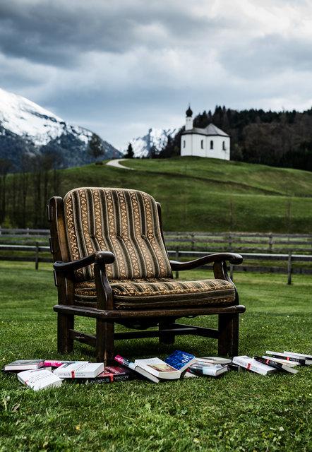 Lesen am See: achensee.literatour 2018 vom 10. - 13. Mai 2018. Mehr auf www.achensee-literatour.at