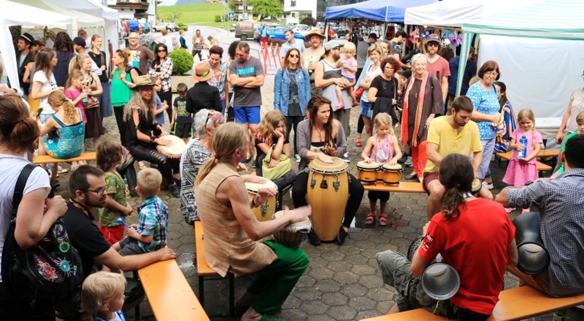 Zommkemma Festival - Weltmarkt