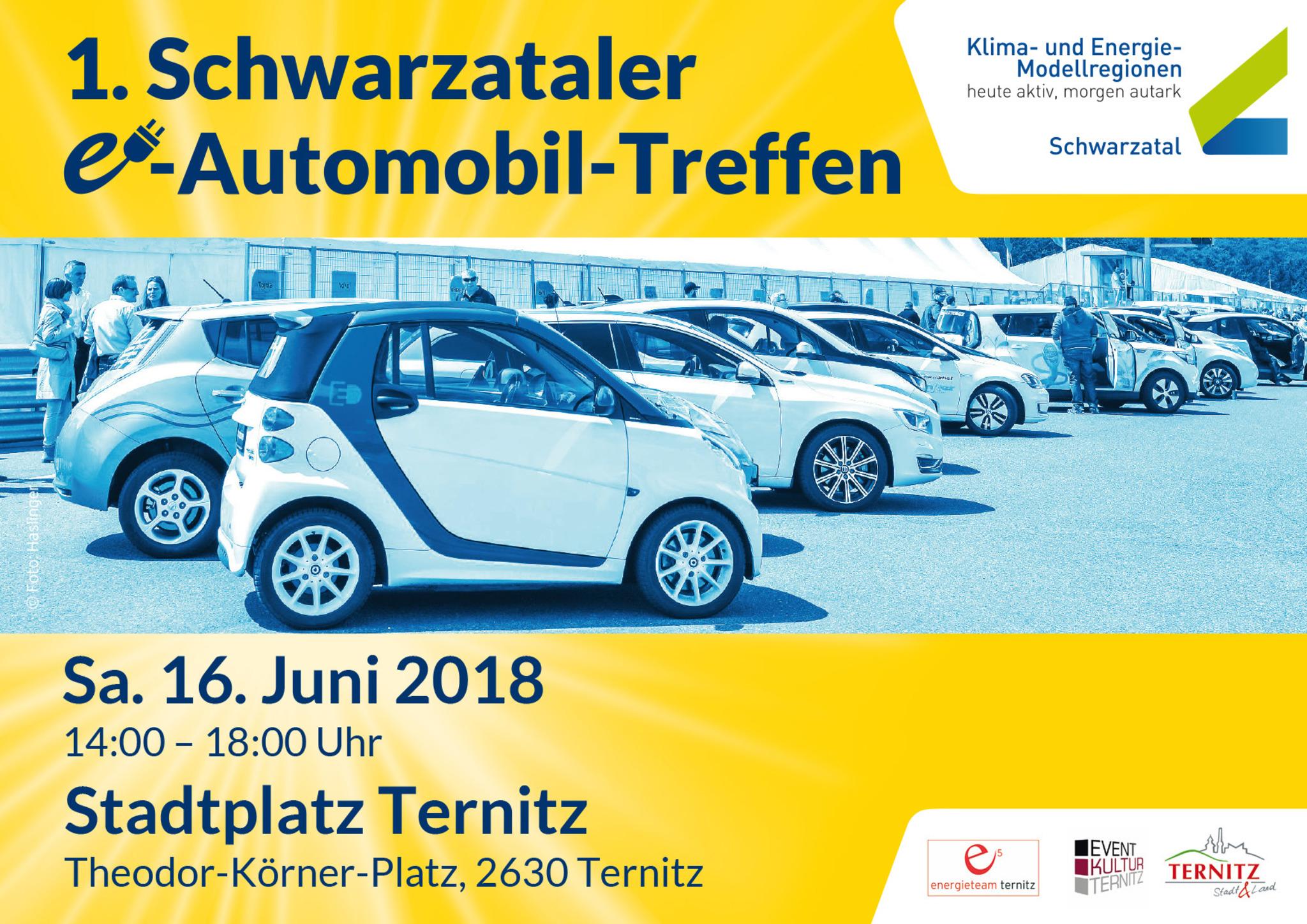 2. Schwarzataler e-Auto-Treffen - KEM Schwarzatal