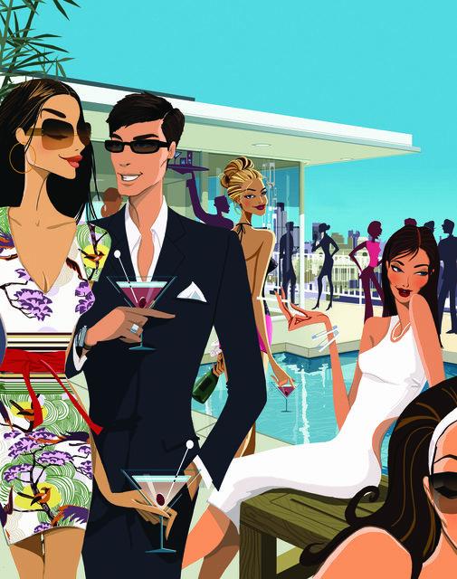 Partytiger feiern die Kosis Terrassen Opening Party am Freitag, 25. Mai 2018. Eine unvergessliche Partynacht, ein Welcome Shot und jede Menge sommerliche Drinks und Cocktails erwarten die Besucher ab 20.00 Uhr.