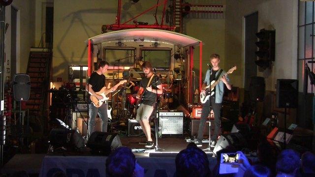 Cave Canem birngt jungen Pongauer Rock auf die Bühne.