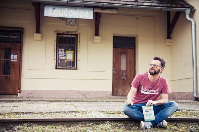 Christian Hartl führt die Leser in seinem neuen Krimi auch über die Grenze nach Tschechien.