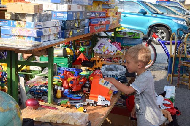 Der Pfarrgemeinderat von Bad Häring lädt zum Flohmarkt am Samstag und Pfarrfest am Sonntag.