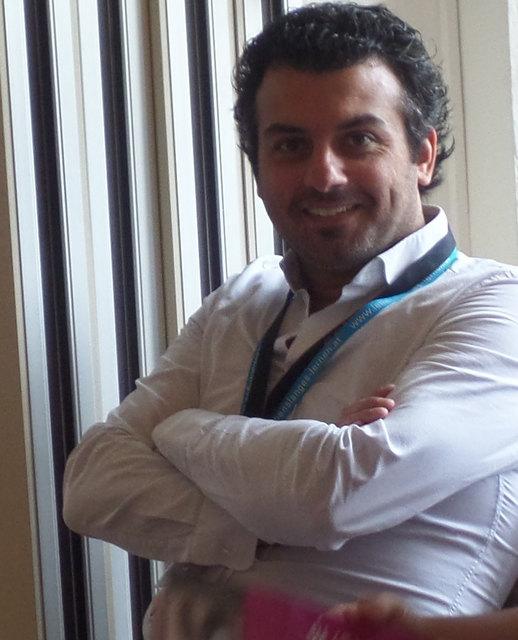 Gabrianos Haddad ist Leiter der BFI-Produktionsschule Leonding.