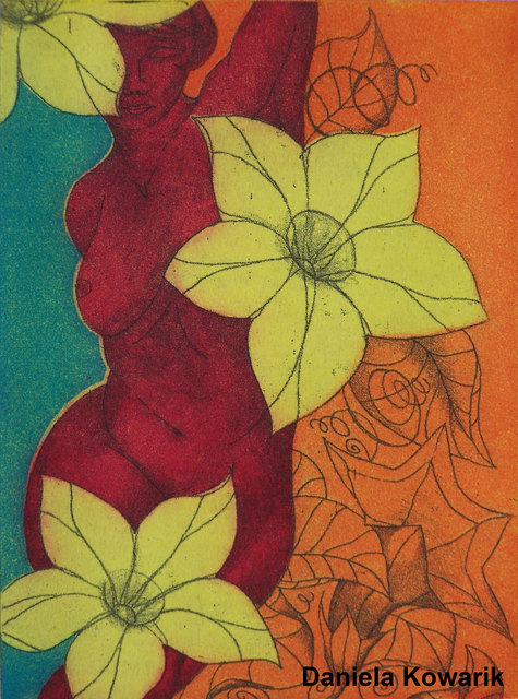 "Daniela Kowarik ""Tanz der Blüten"""