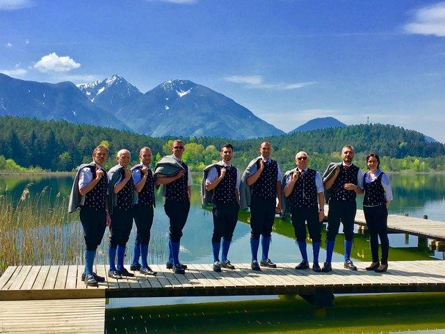 Die Sängerrunde Turnersee freut sich auf einen musikalischen Sommerabend