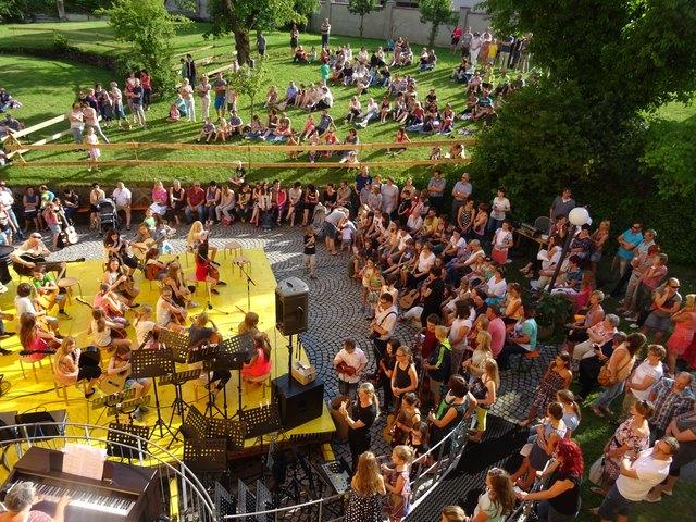 Am 22. Juni, findet das Abschlussfest der Landesmusikschule Imst statt.