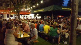 SummaTreff in Kirchbichl, 6. Juli bis 24. August, Freitag ab 19 Uhr.