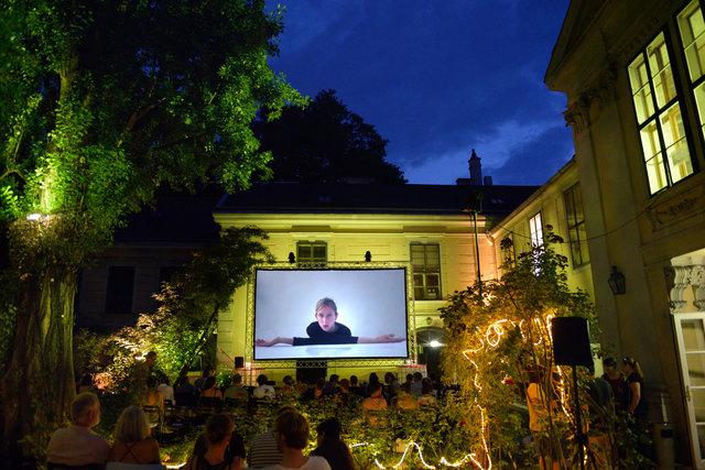 "Das Filmfestival ""dotdotdot"" holt im Sommer internationale Kurzfilme in die Josefstadt."