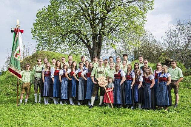 Derzeit zählt die Landjugend Taxenbach 76 Mitglieder.
