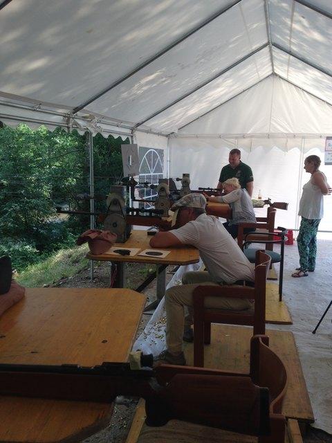 Für Spannung ist von 29. Juni bis 1. Juli bei den Regionsmeisterschaften im Kleinkalibergewehrschießen in Zeierling gesorgt.