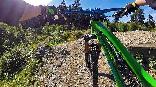 Erkunden Sie die Mountainbike-Location areaone und lernen Sie von Herwig Kamnig