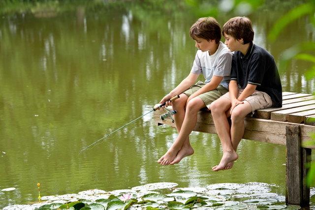 Fischervormittag am Rannerteich