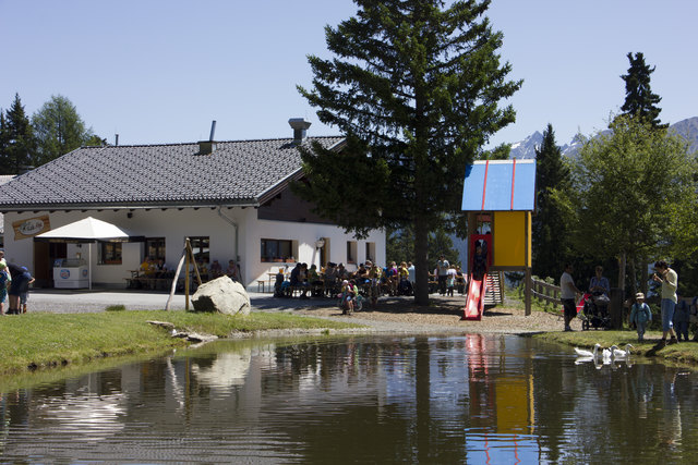 Am 15. August findet wieder das traditionelle Almfest auf der Kuh-Alm in Fiss statt.