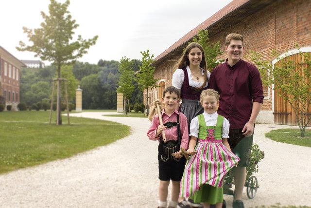 """Erstmals findet die """"Kremsmünsterer Hofroas"""" statt."""