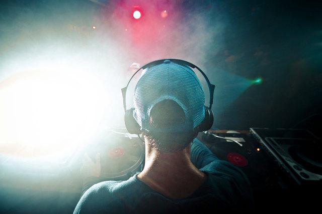 """Die DJs von """"SoundSociety"""" sorgen für Stimmung"""