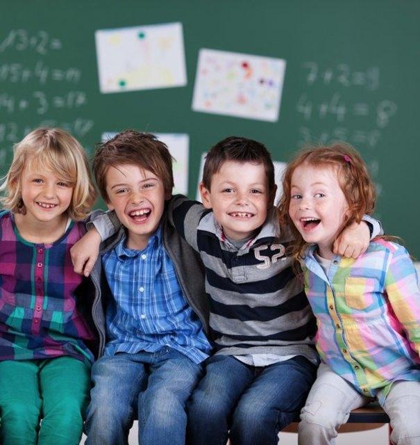 Im Mathecamp findet ein täglicher Mathematikunterricht statt