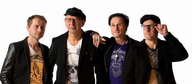 """Die Band """"Tollhouse"""" sorgt für Stimmung beim Waldfest"""