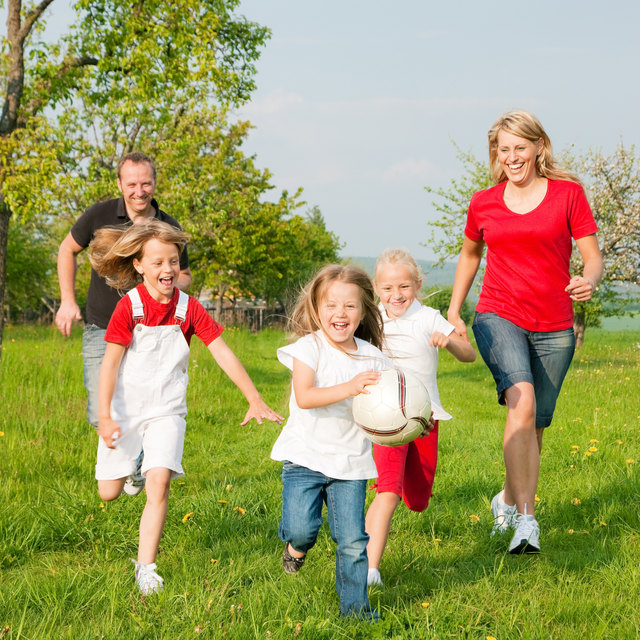 Das 23. Familienfest in Andorf beginnt um 11 Uhr.