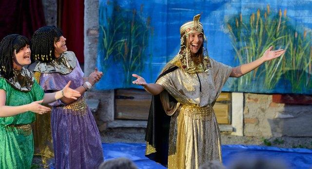 Das Musical: Mose und der Auszug aus Ägypten